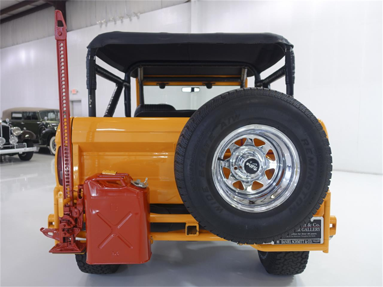 Large Picture of 1967 Ford Bronco - $49,900.00 Offered by Daniel Schmitt & Co. - QIAT