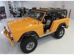 Picture of Classic '67 Ford Bronco Offered by Daniel Schmitt & Co. - QIAT