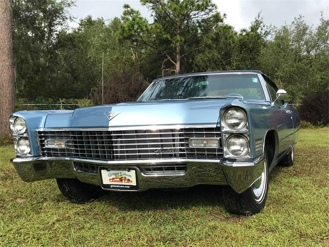 Picture of 1967 Cadillac DeVille - $28,000.00 Offered by  - QIAV