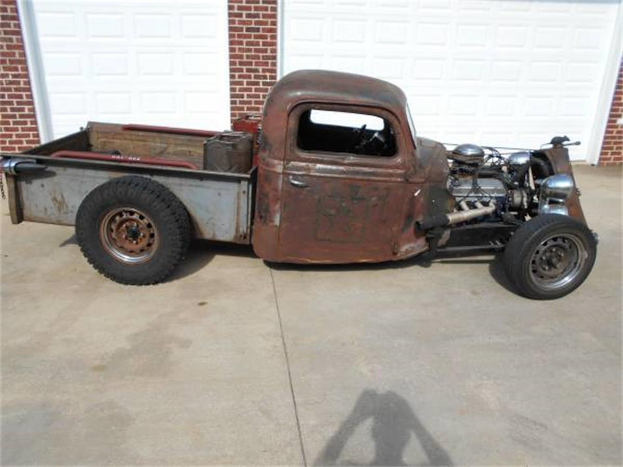 Large Picture of '37 Pickup - QIB8