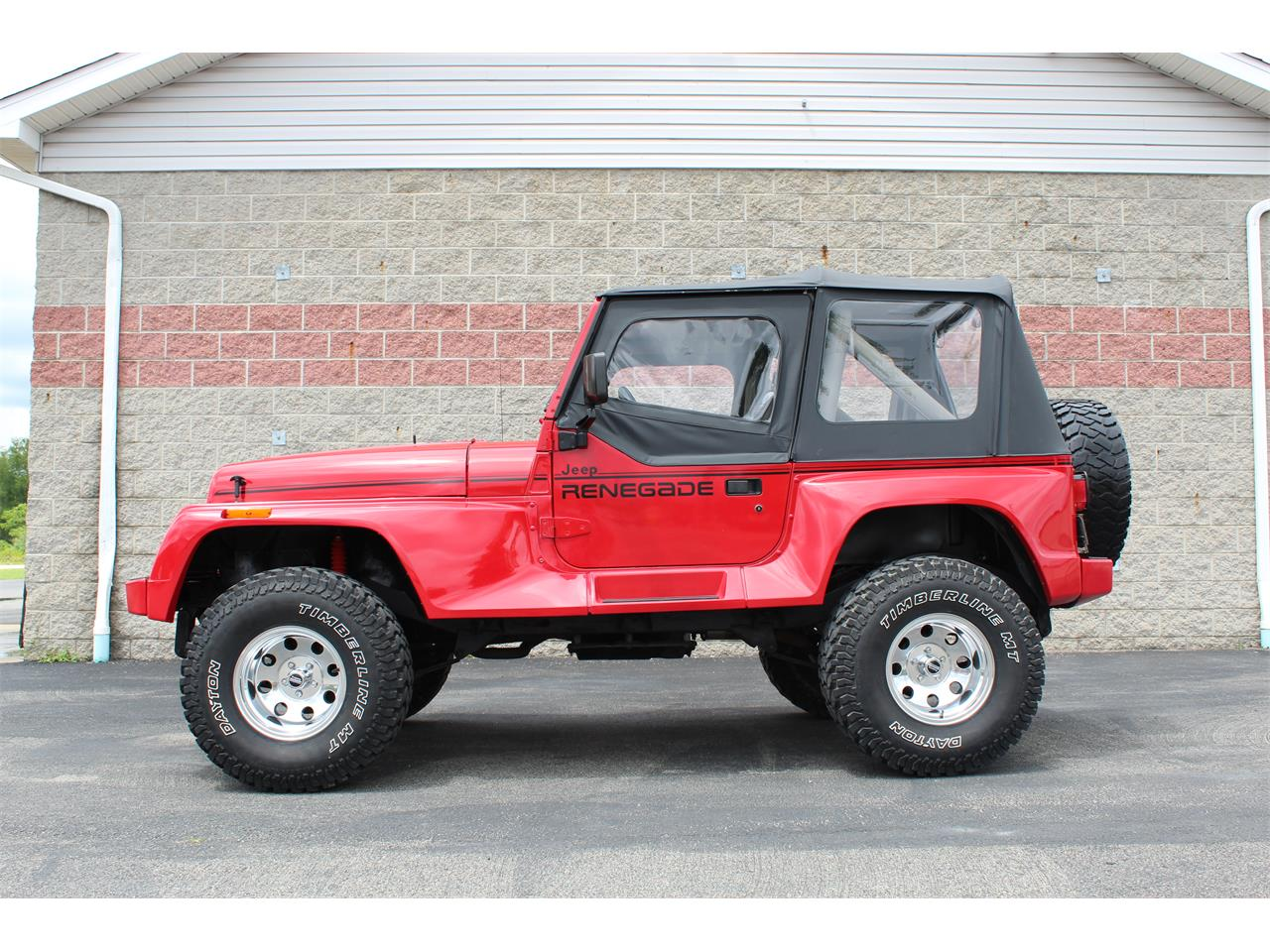 Large Picture of '91 Wrangler - QIBA