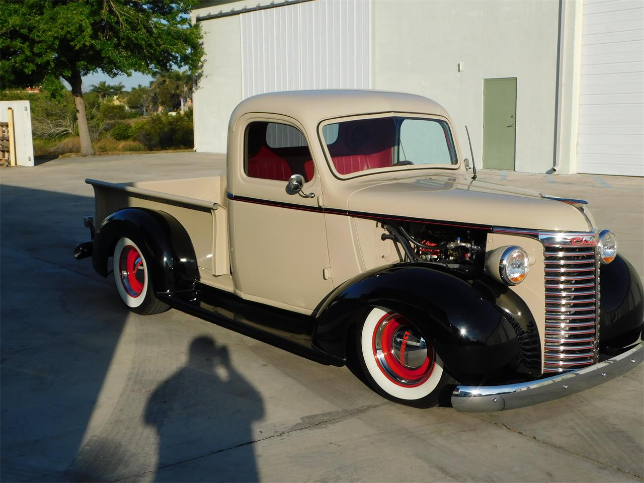 Large Picture of '40 Chevrolet C10 - $46,000.00 Offered by Pirate Motorcars of Treasure Coast LLC - QIBD