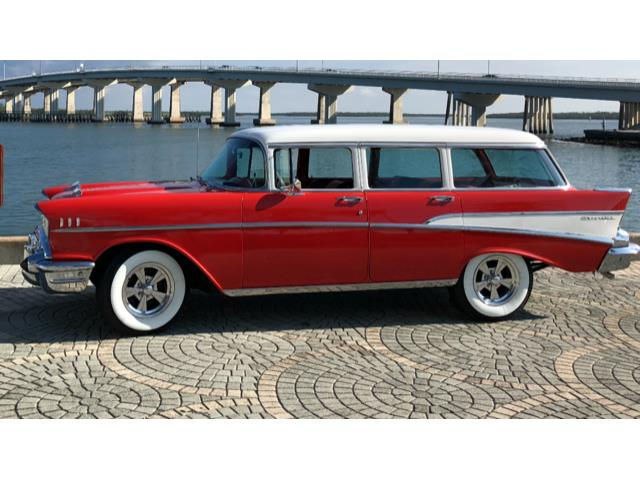 Picture of Classic 1957 Chevrolet Station Wagon Offered by  - QIBG