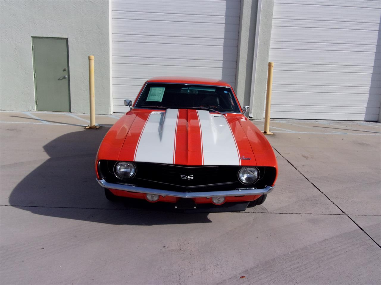 Large Picture of '69 Camaro SS - QIBL