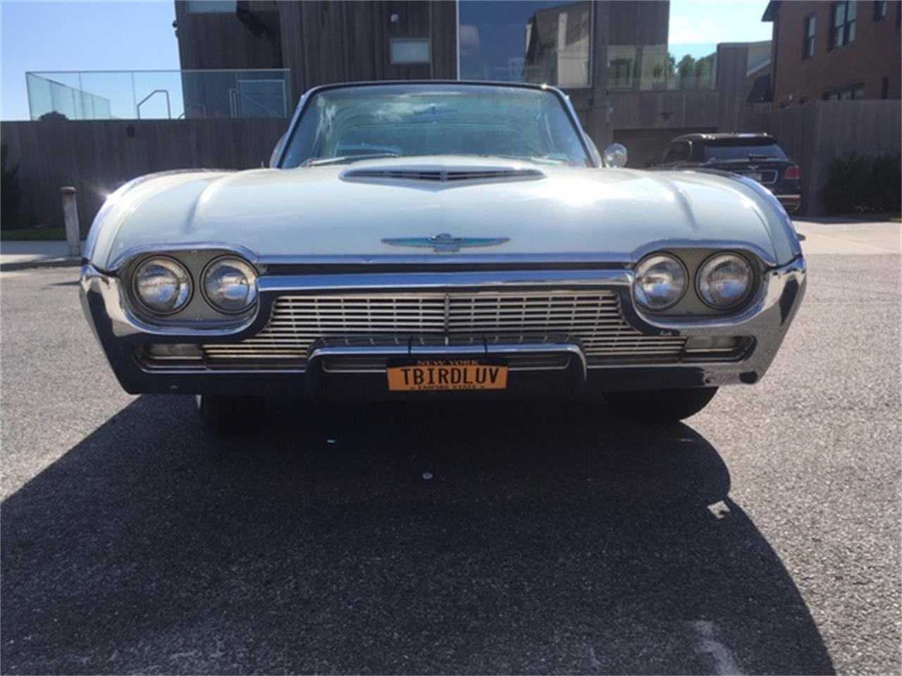 Large Picture of Classic 1961 Thunderbird - $9,700.00 Offered by a Private Seller - QIBR