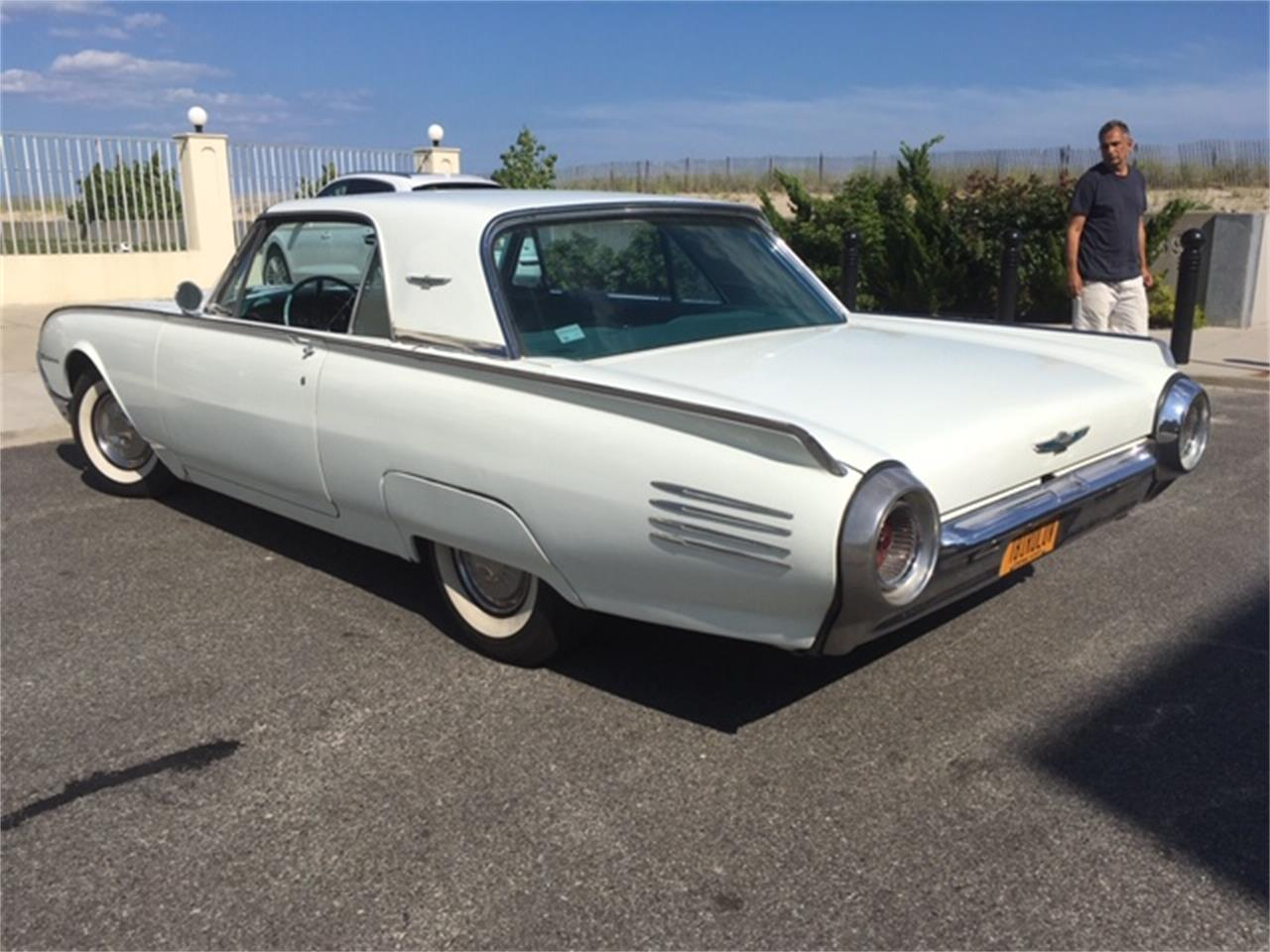 Large Picture of Classic 1961 Ford Thunderbird located in New York Offered by a Private Seller - QIBR