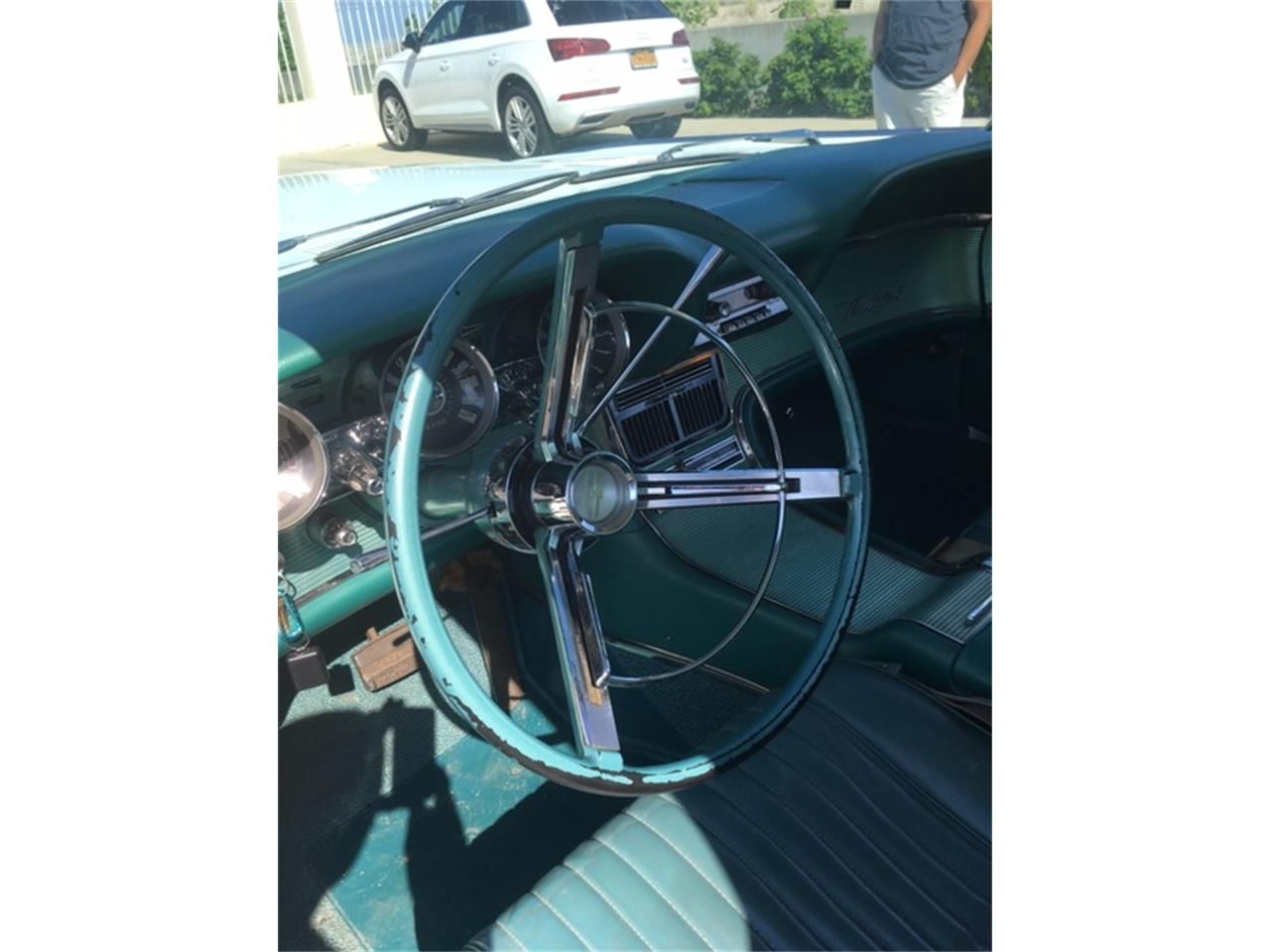 Large Picture of '61 Ford Thunderbird located in Rockaway Park New York - $9,700.00 - QIBR