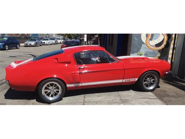 Picture of '67 GT500 - QIBY
