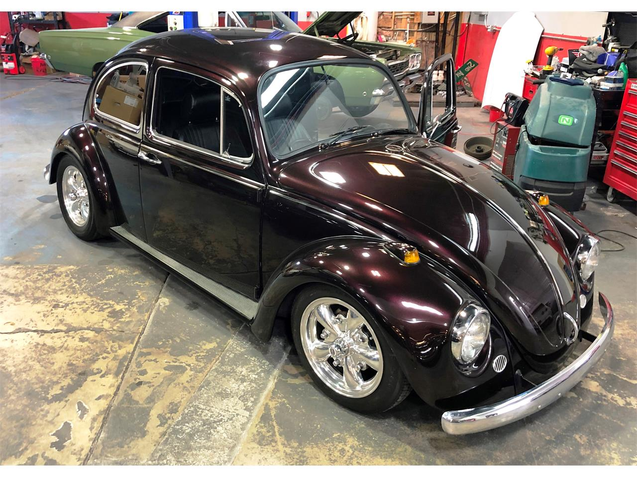 Large Picture of '62 Beetle - QIC0