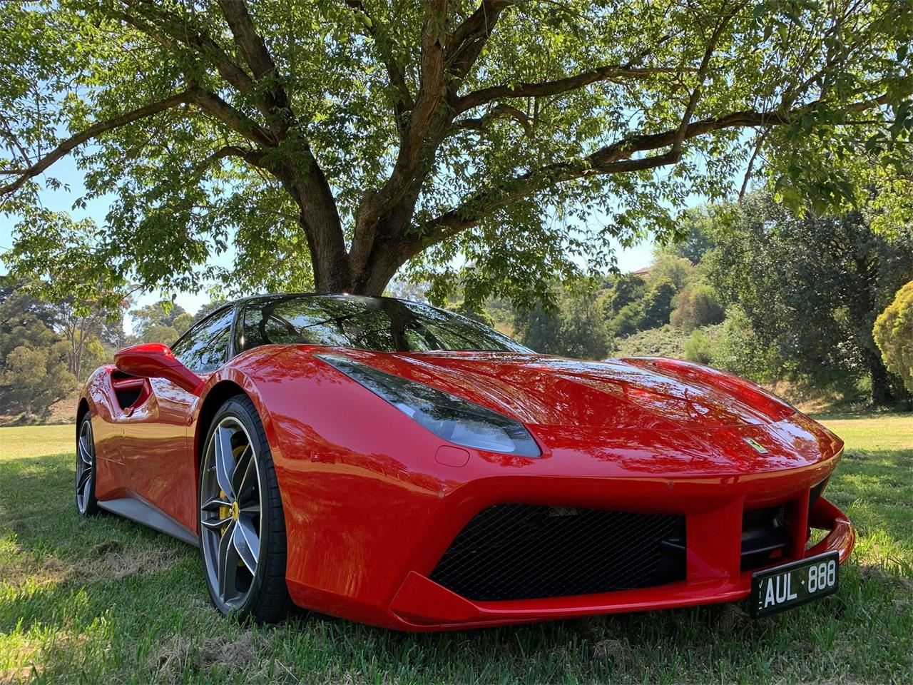 Large Picture of 2018 488 GTB located in Melbourne Victoria Offered by a Private Seller - QIC7