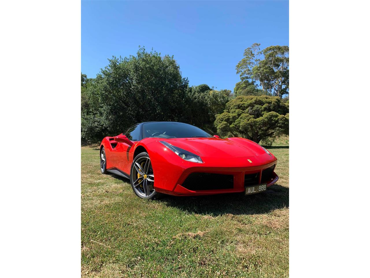 Large Picture of '18 Ferrari 488 GTB located in Victoria - $395,000.00 - QIC7
