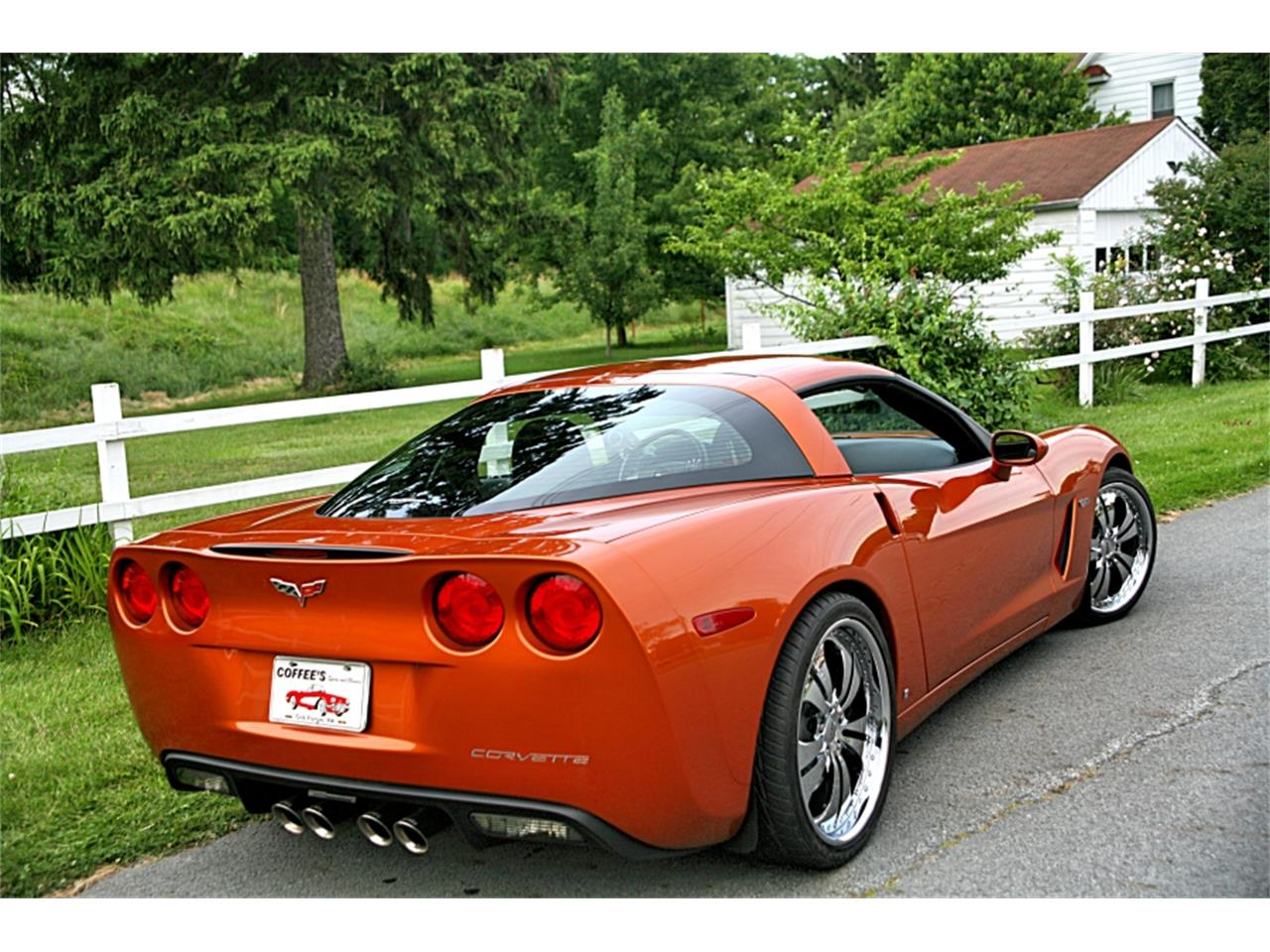 Large Picture of '07 Corvette - QIC8