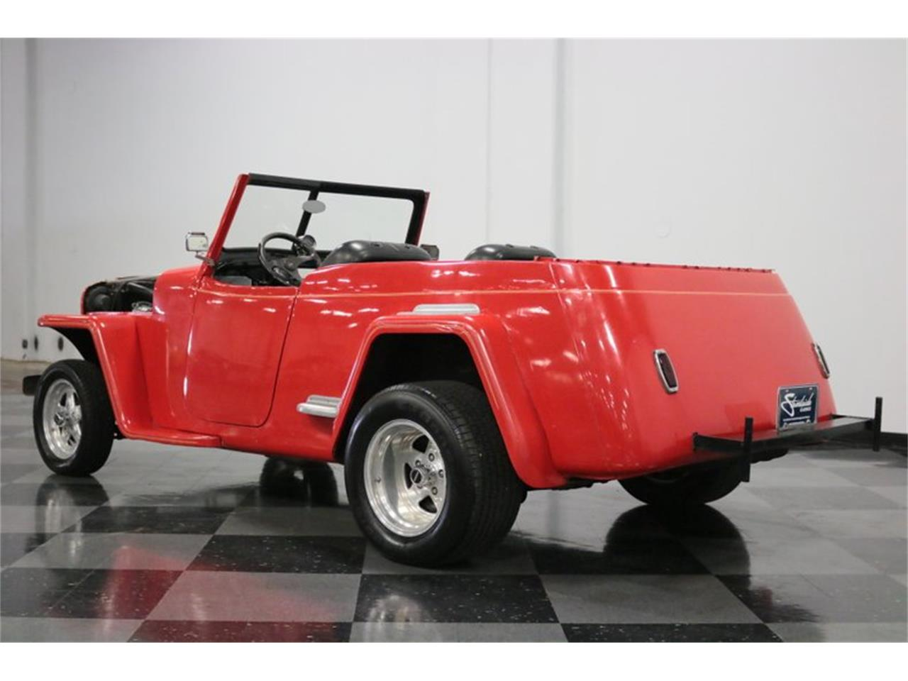 Large Picture of '48 Jeepster - QICM