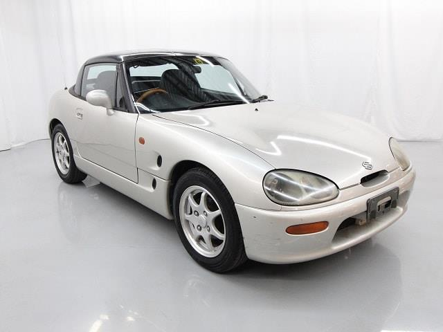 Picture of '92 Cappuccino - QICN