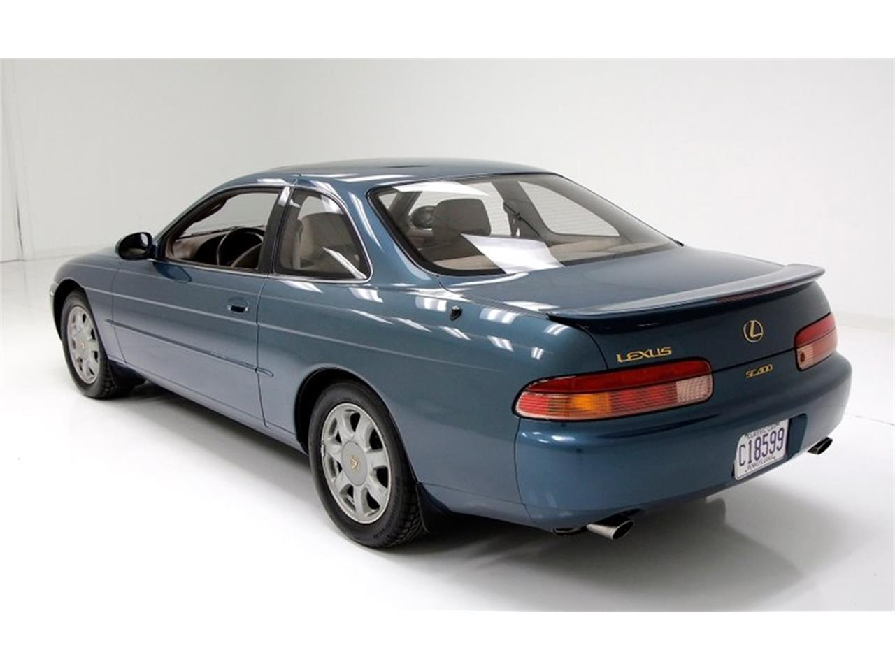 Large Picture of '95 SC400 - QICO