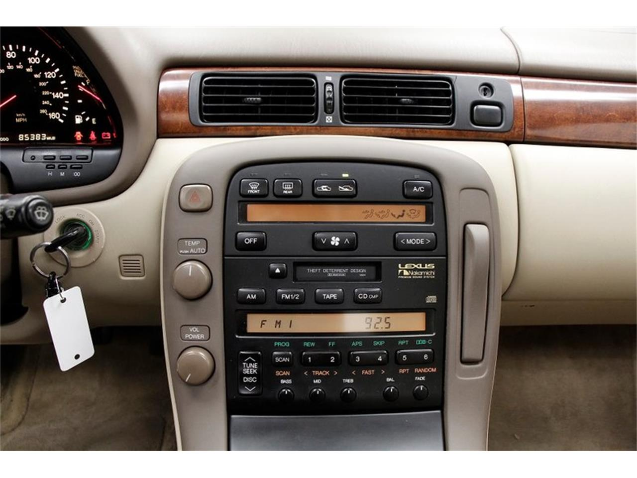 Large Picture of 1995 Lexus SC400 Offered by Classic Auto Mall - QICO