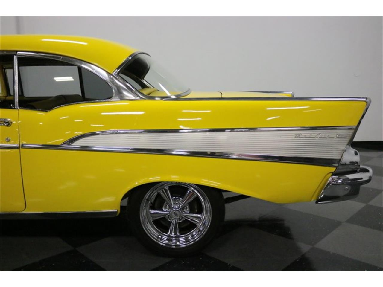 Large Picture of '57 Bel Air - QICR