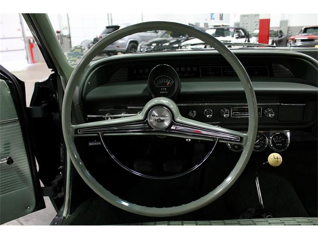 Large Picture of '63 Bel Air - QICX