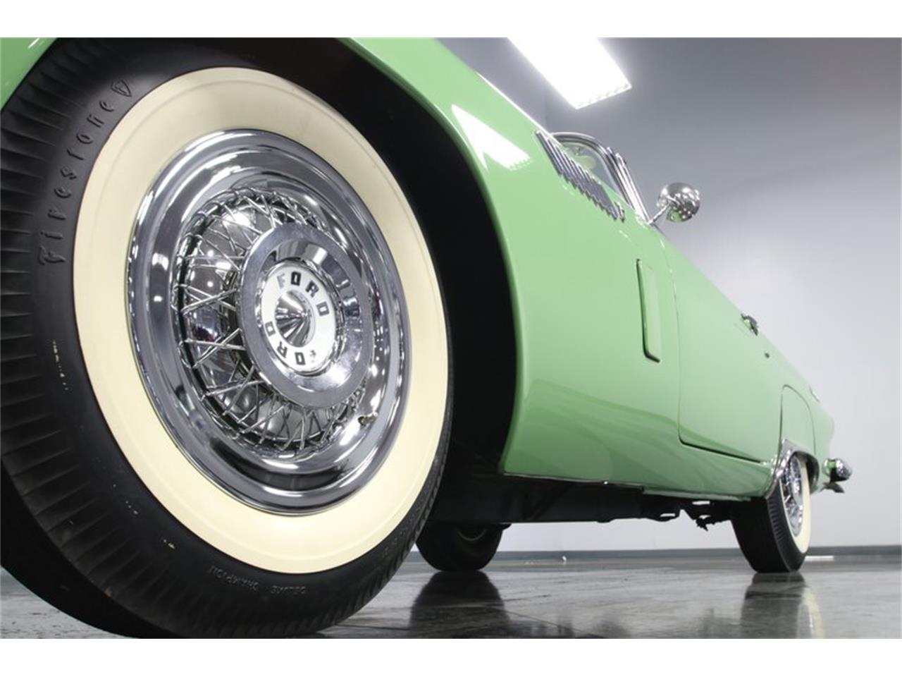 Large Picture of '56 Thunderbird - QID3