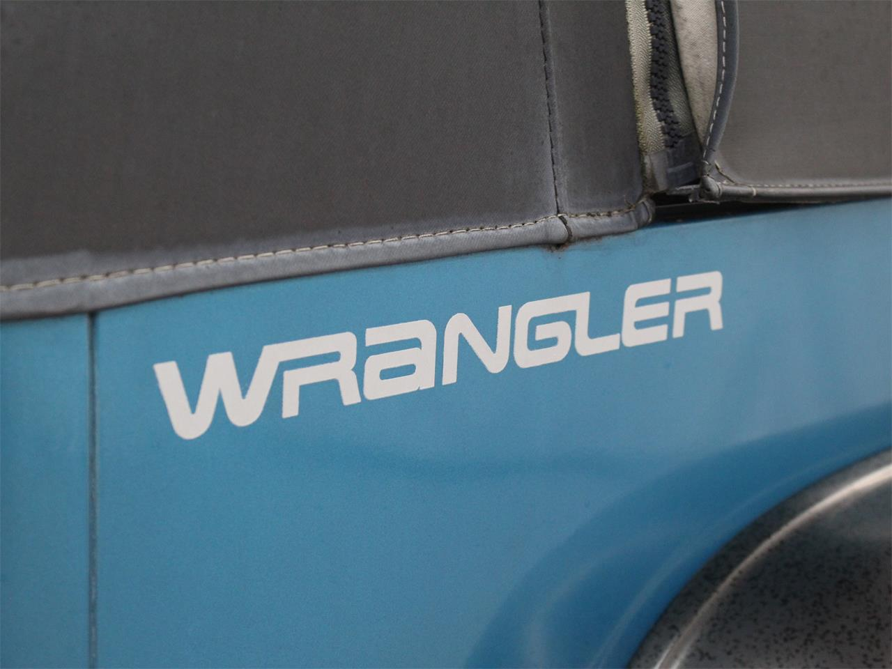 Large Picture of '94 Wrangler - QID6