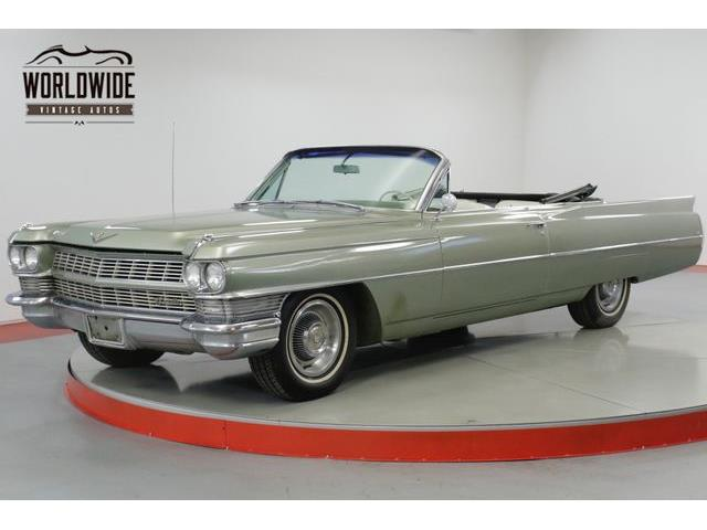 Picture of 1964 Cadillac Convertible located in Denver  Colorado - $23,900.00 - QID9
