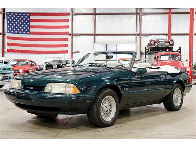 Picture of '90 Ford Mustang Offered by  - QIDH