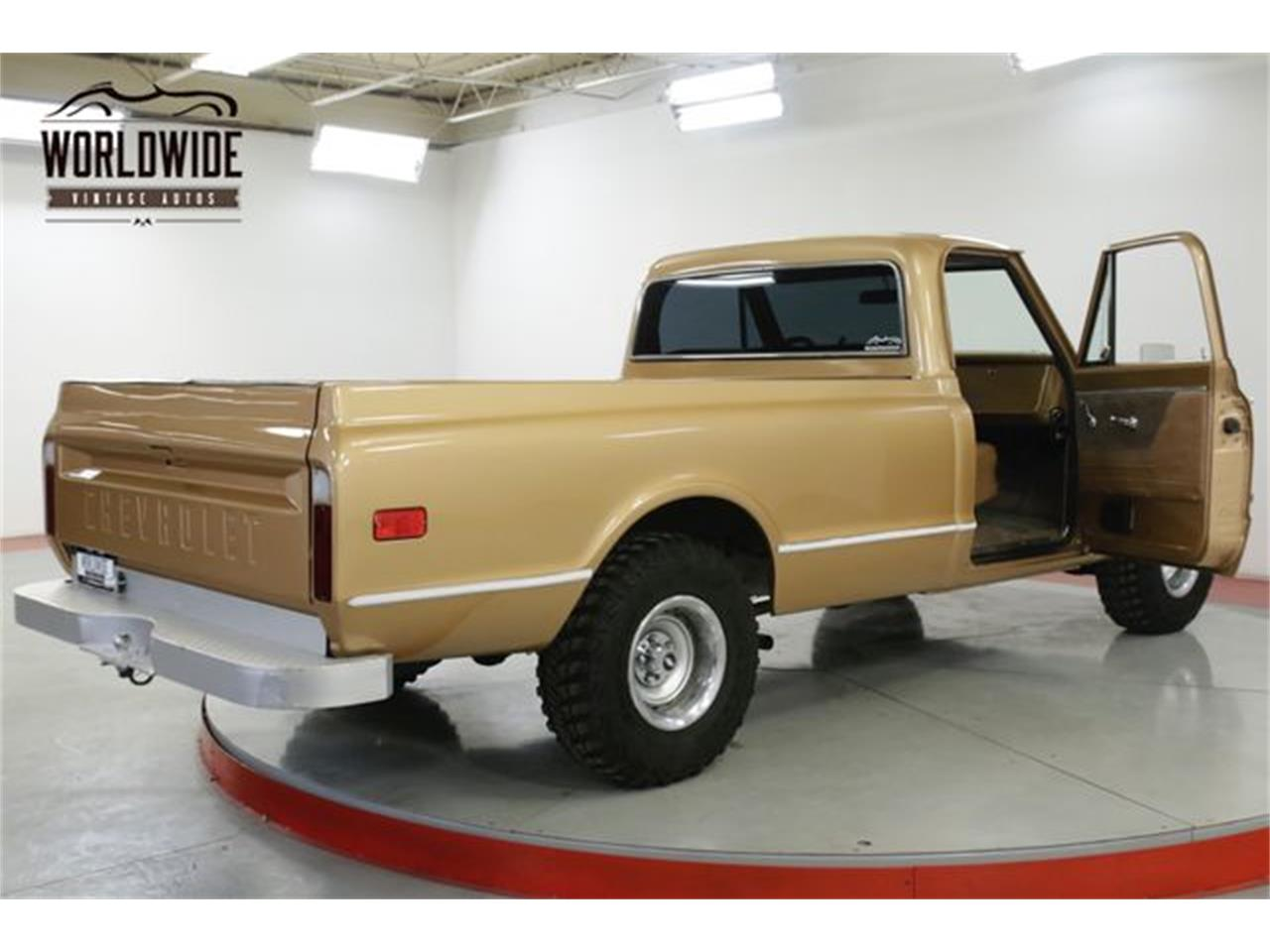 Large Picture of '71 C10 - QIDJ