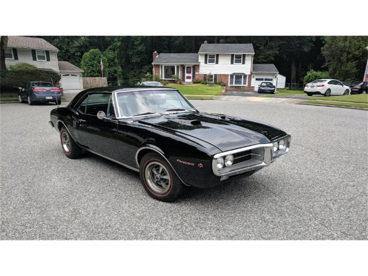 Large Picture of '67 Firebird - QIDQ