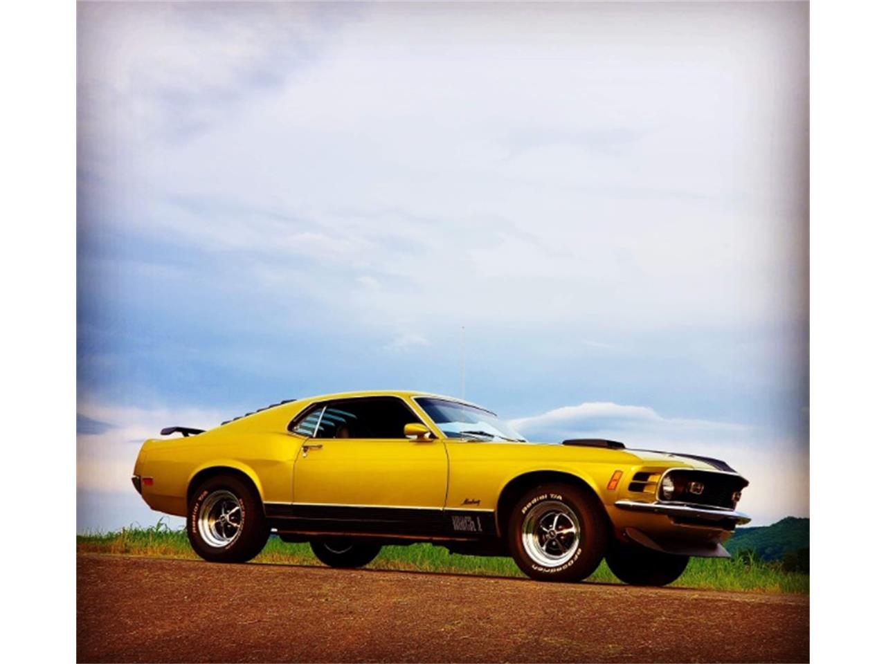 Large Picture of Classic 1970 Mustang - $46,500.00 - QIDR