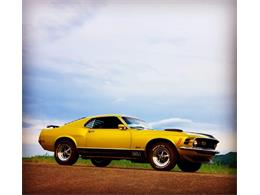 Picture of Classic 1970 Ford Mustang - $46,500.00 - QIDR