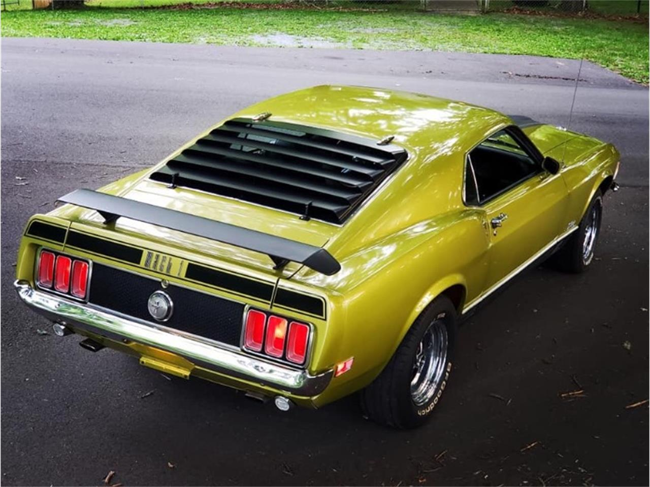 Large Picture of '70 Ford Mustang - $46,500.00 Offered by North Shore Classics - QIDR