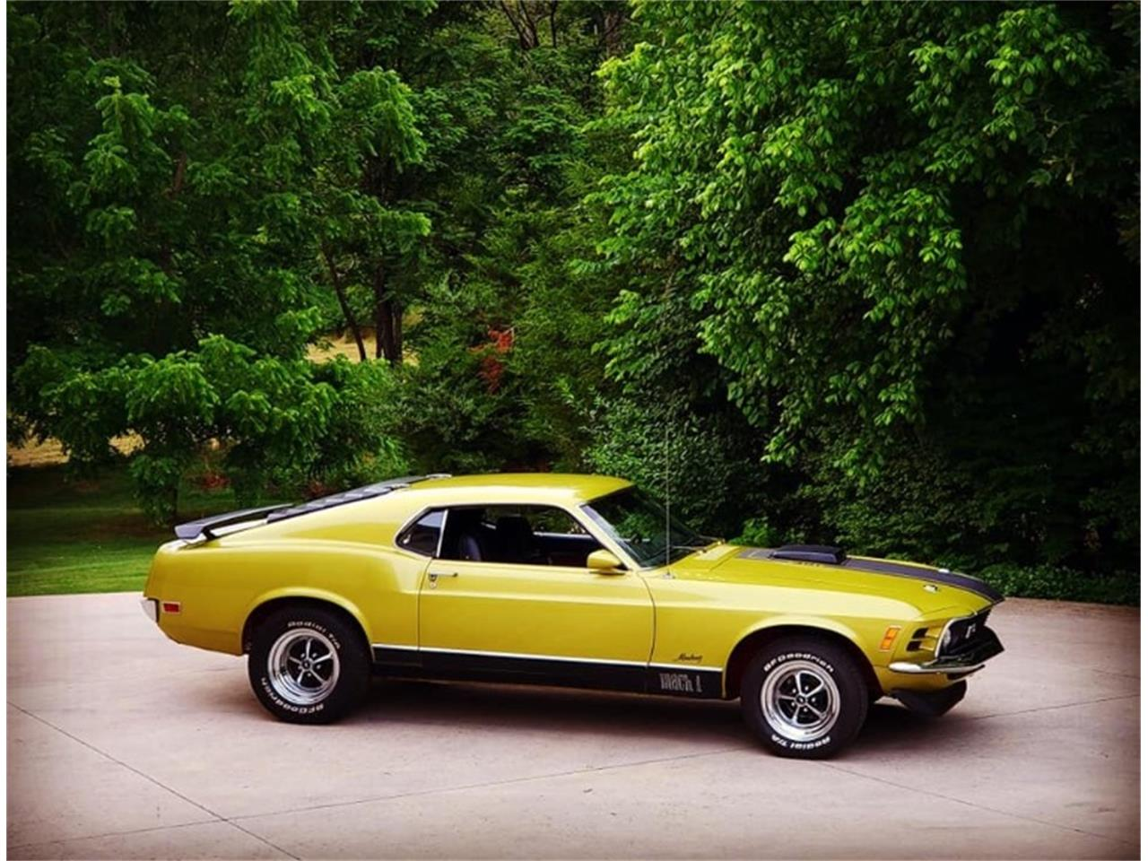 Large Picture of 1970 Mustang located in Illinois - $46,500.00 Offered by North Shore Classics - QIDR