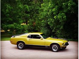 Picture of '70 Ford Mustang located in Illinois - QIDR