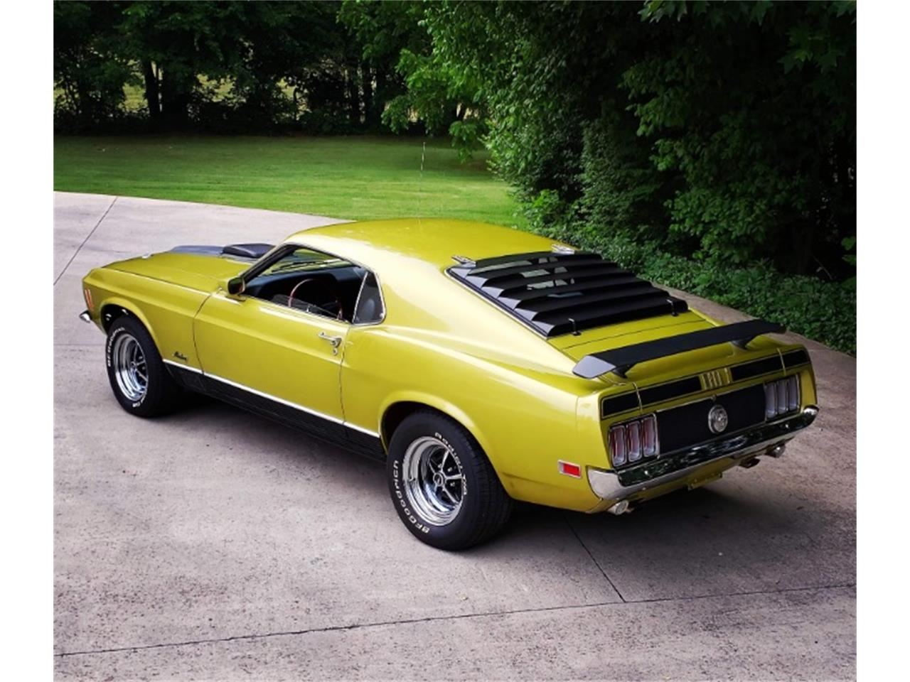 Large Picture of Classic 1970 Ford Mustang located in Illinois Offered by North Shore Classics - QIDR