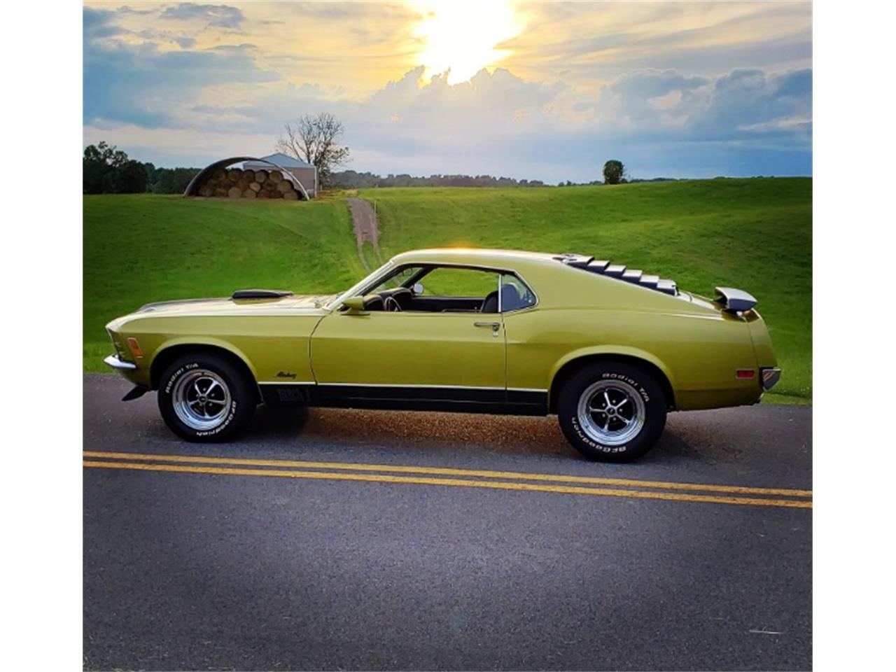 Large Picture of Classic 1970 Ford Mustang located in Mundelein Illinois - $46,500.00 - QIDR