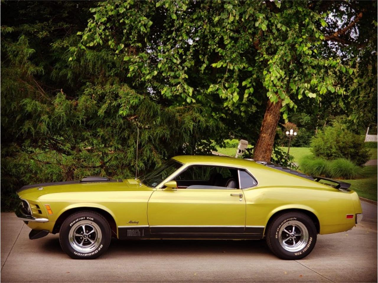 Large Picture of Classic '70 Ford Mustang located in Illinois - $46,500.00 Offered by North Shore Classics - QIDR