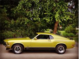 Picture of Classic 1970 Ford Mustang - QIDR