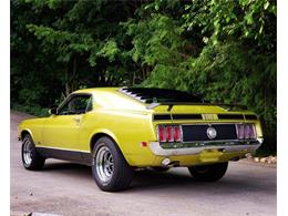 Picture of 1970 Ford Mustang located in Mundelein Illinois Offered by North Shore Classics - QIDR