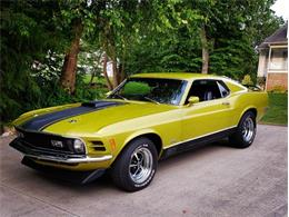 Picture of '70 Mustang - $46,500.00 Offered by North Shore Classics - QIDR