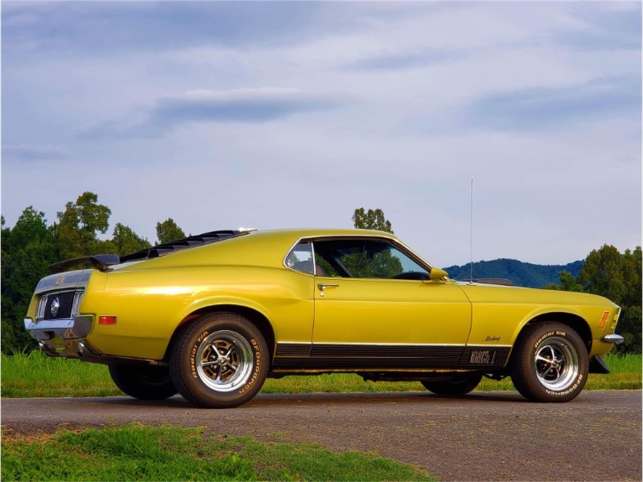 Large Picture of Classic '70 Ford Mustang - $46,500.00 - QIDR