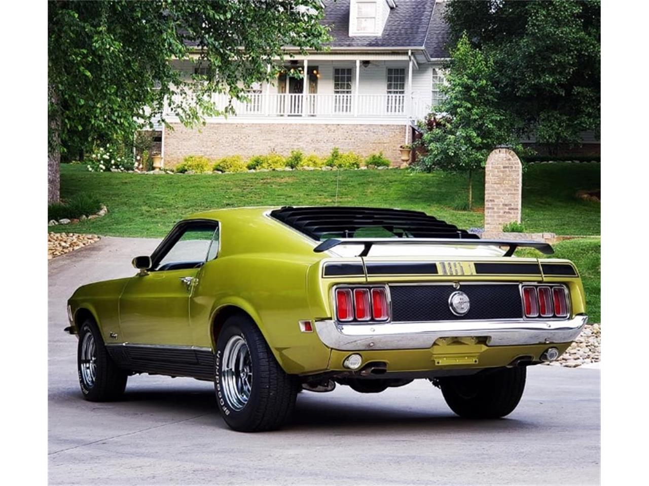 Large Picture of Classic '70 Mustang located in Mundelein Illinois - $46,500.00 Offered by North Shore Classics - QIDR