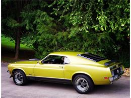Picture of Classic '70 Ford Mustang located in Mundelein Illinois Offered by North Shore Classics - QIDR