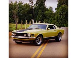 Picture of 1970 Mustang - $46,500.00 - QIDR