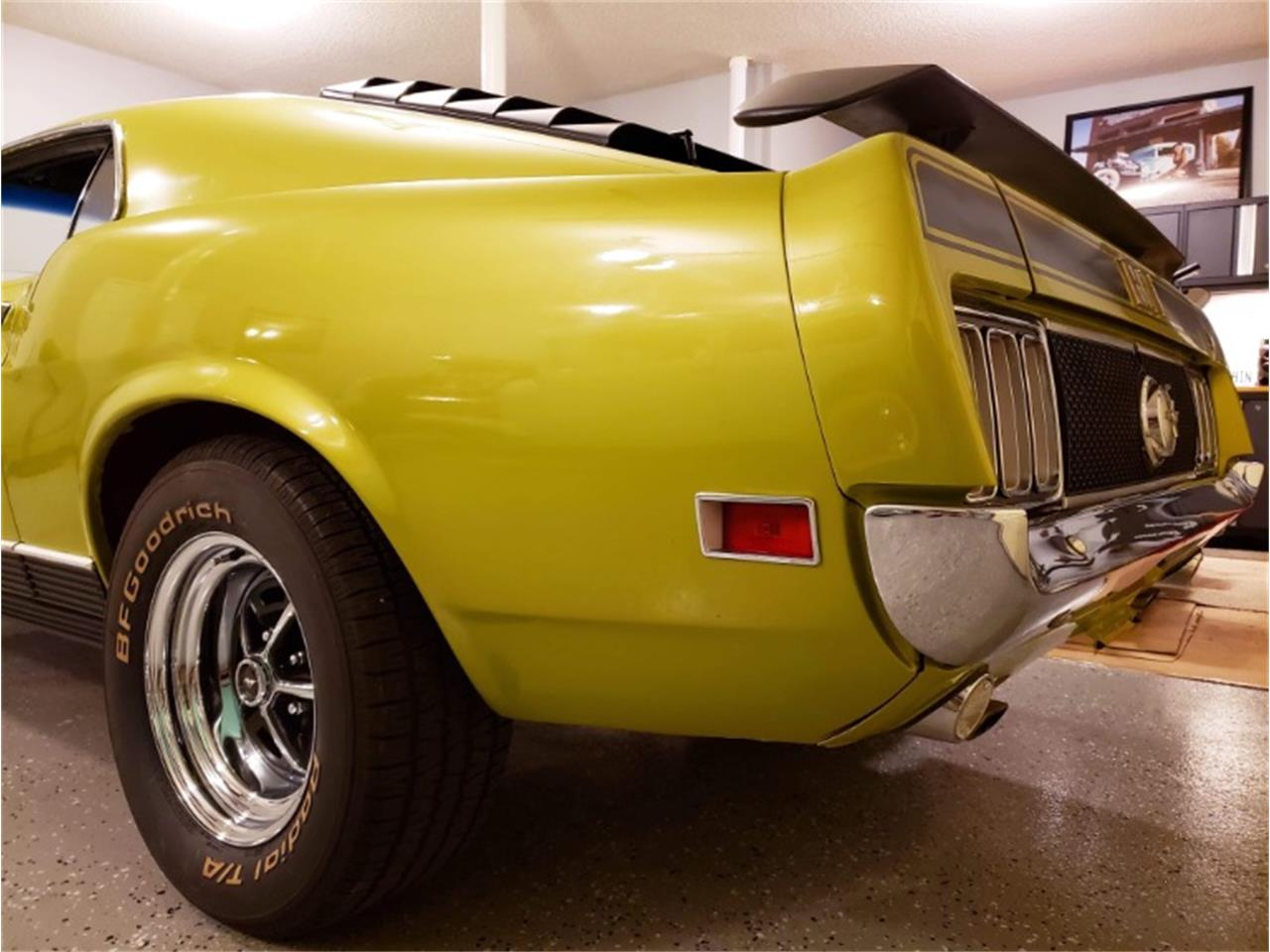 Large Picture of '70 Ford Mustang located in Mundelein Illinois Offered by North Shore Classics - QIDR
