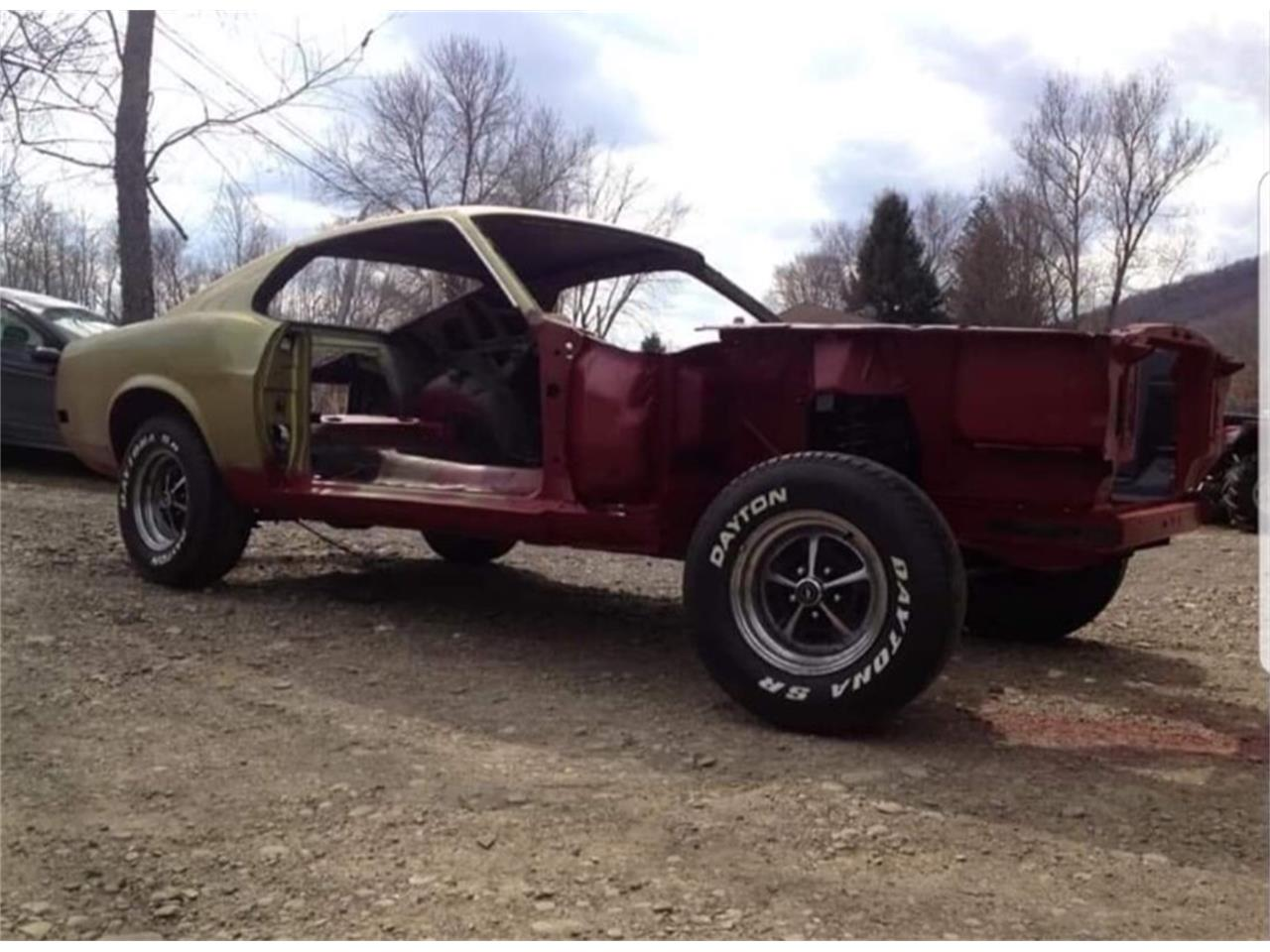 Large Picture of 1970 Ford Mustang Offered by North Shore Classics - QIDR
