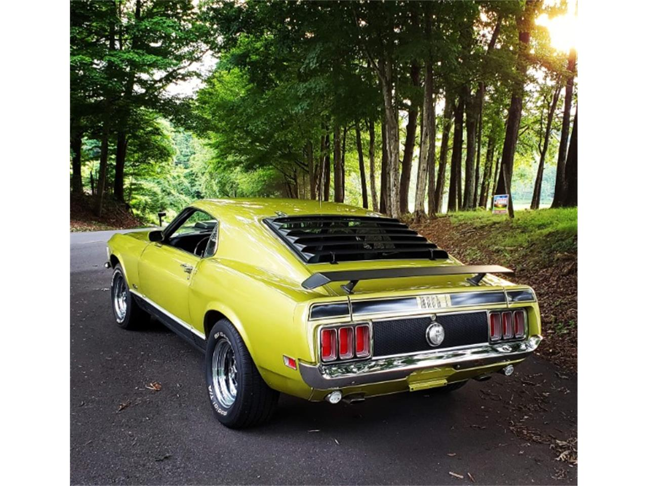 Large Picture of Classic '70 Ford Mustang Offered by North Shore Classics - QIDR