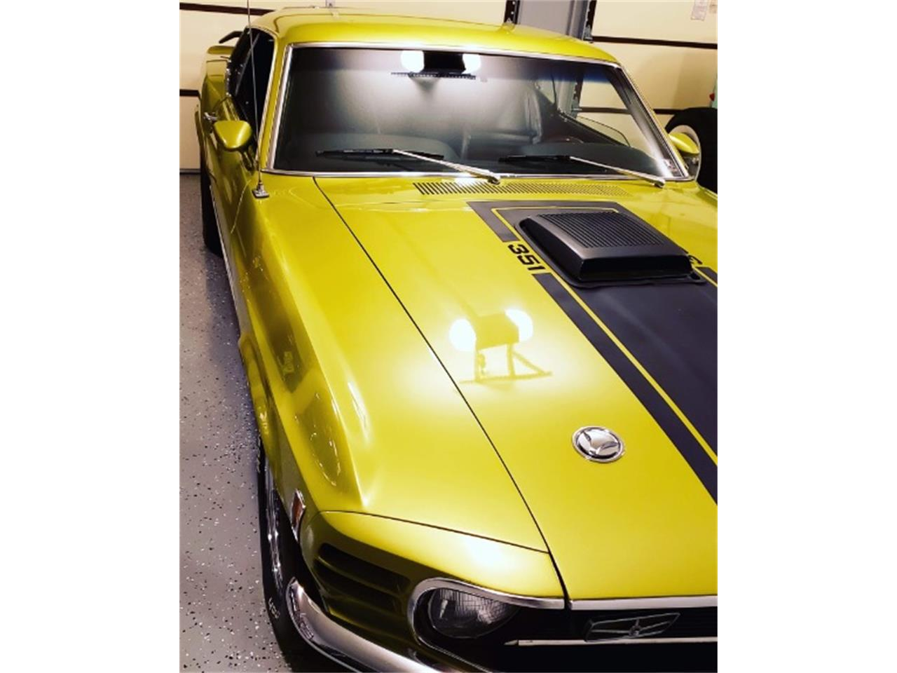 Large Picture of Classic 1970 Mustang located in Illinois - $46,500.00 Offered by North Shore Classics - QIDR