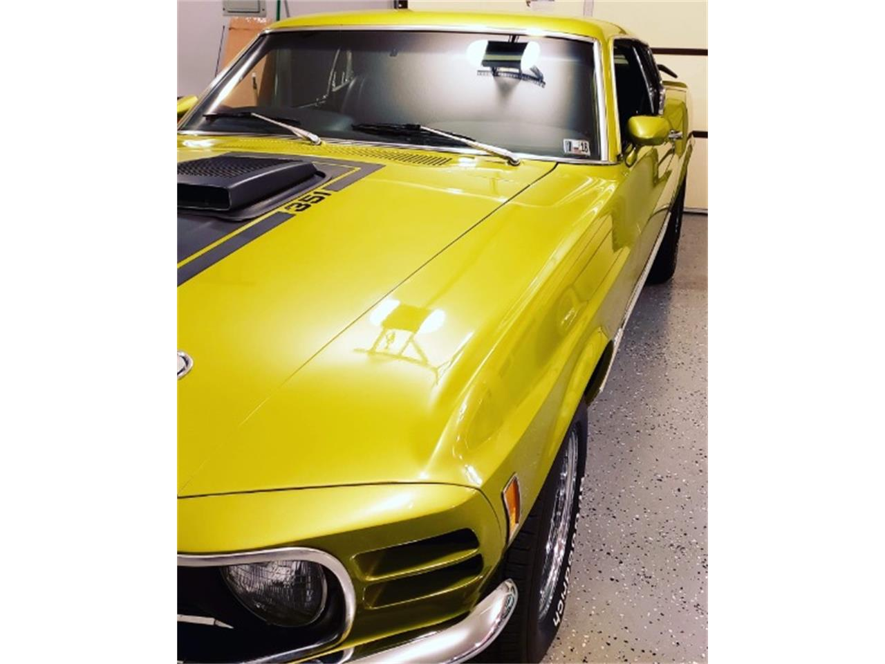 Large Picture of Classic 1970 Ford Mustang located in Mundelein Illinois - $46,500.00 Offered by North Shore Classics - QIDR