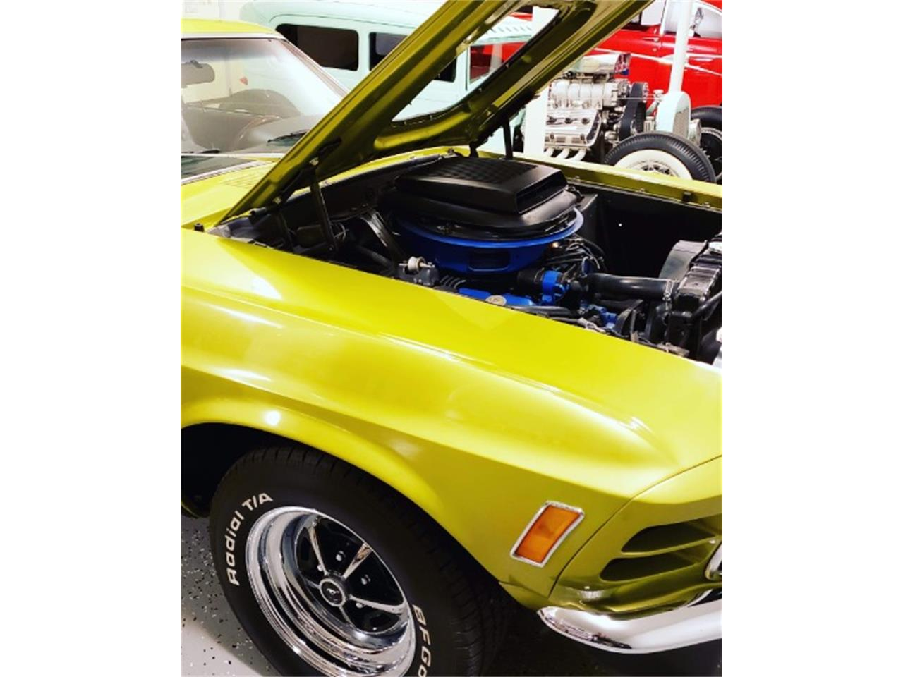 Large Picture of 1970 Mustang located in Illinois Offered by North Shore Classics - QIDR