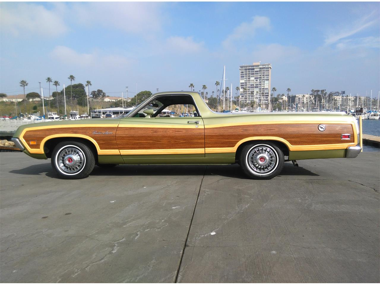 Large Picture of '71 Ranchero - QDLS